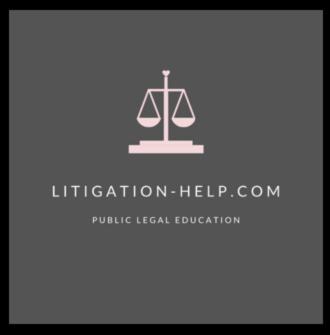 Litigation Help-Public Legal Education